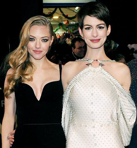 Amanda Seyfried and Anne Hathaway Slammed as Forgettable by Manolo Blahnik