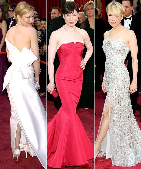 Renee Zellweger: What's Her Best Oscars Dress Ever?