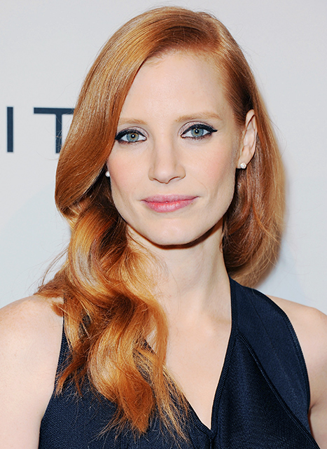 Jessica Chastain's Estranged Father Dies, Actress Doesn't Attend Memorial: Report