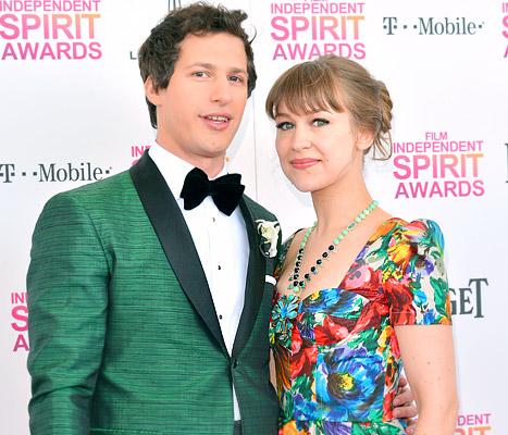 Andy Samberg Engaged to Joanna Newsom!