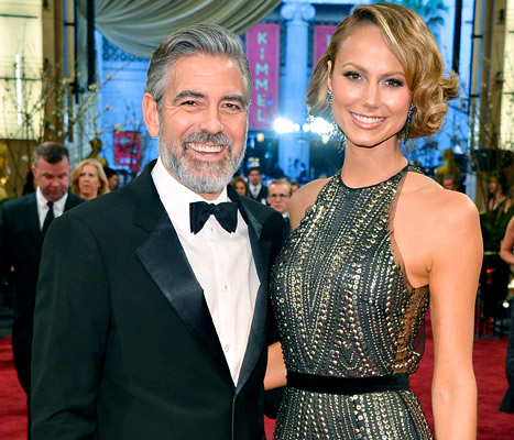 """George Clooney Jokes About His New Beard: It Makes Me Look """"Old"""""""