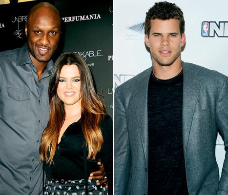 Khloe Kardashian and Lamar Odom Avoid Kim Kardashian's Estranged Husband Kris Humphries at NYC Restaurant