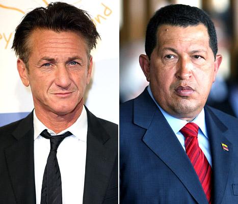 Hugo Chavez Dead: Sean Penn Mourns Venezuelan President