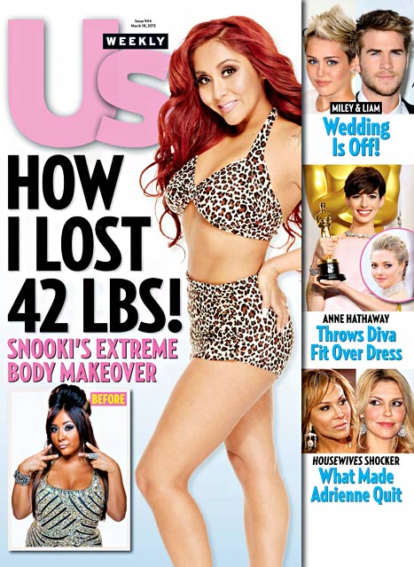 Snooki Loses 42 Pounds, Debuts Post-Baby Bod in Bikini