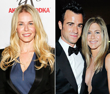 Chelsea Handler on Jennifer Aniston's Wedding to Justin Theroux: I'll Get a Last-Minute Invite