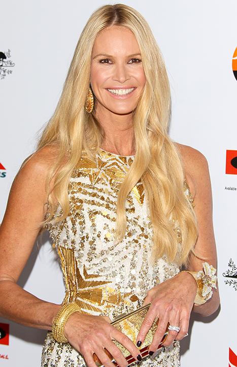 Elle Macpherson Engaged to Billionaire Jeffrey Soffer!