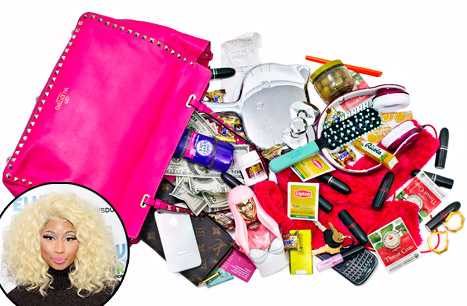Nicki Minaj: What's in My Bag?