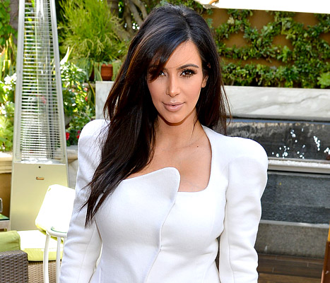 "Kim Kardashian Is ""Eating for Two,"" Focusing on ""Well-Balanced"" Pregnancy Diet"