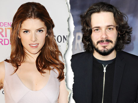 Anna Kendrick Splits With Director Edgar Wright After Four Years