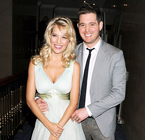 Michael Buble, Pregnant Wife Luisana Lopilato Having a Boy
