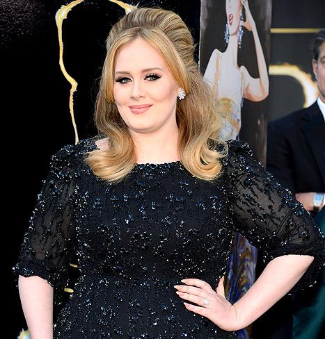 Adele, Boyfriend Simon Konecki Planning Secret Wedding!