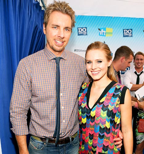 Kristen Bell, Dax Shepard Welcome Baby Girl Lincoln!
