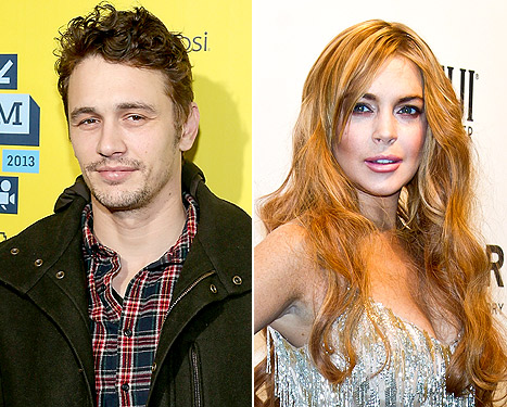James Franco: Why I Rejected Lindsay Lohan's Advances