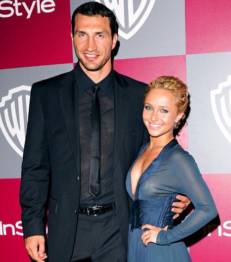 Hayden Panettiere Secretly Engaged to Wladimir Klitschko!