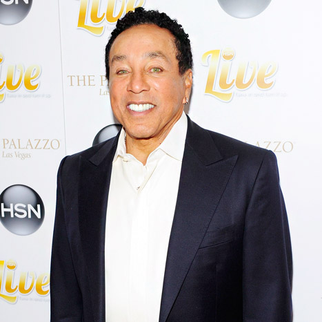 Smokey Robinson Releasing Duets Album Featuring His Greatest Hits