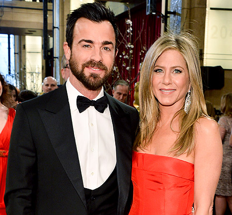 Jennifer Aniston, Justin Theroux Go Antique Furniture Shopping in Hollywood