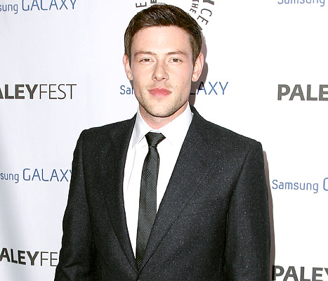 Cory Monteith Checks Into Rehab for Substance Addiction