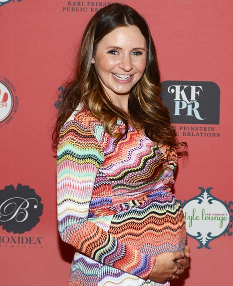 Beverley Mitchell Welcomes Daughter Kenzie Lynne With Husband Michael Cameron