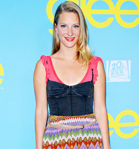 Heather Morris Is Pregnant: Glee Actress Expecting First Child