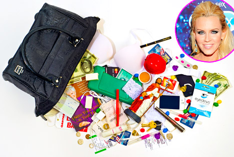 Jenny McCarthy: What's In My Bag?