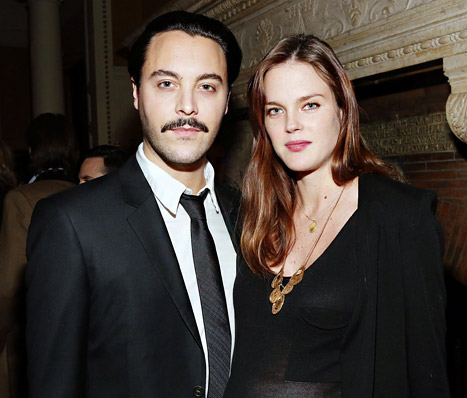Jack Huston Welcomes Baby Girl Sage Lavinia with Girlfriend Shannan Click