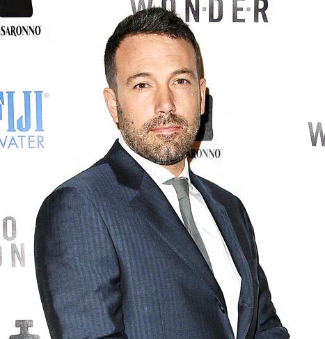 "Ben Affleck to Be ""Mr. Mom"" at Home: Jennifer Garner Is ""Going to Work"""