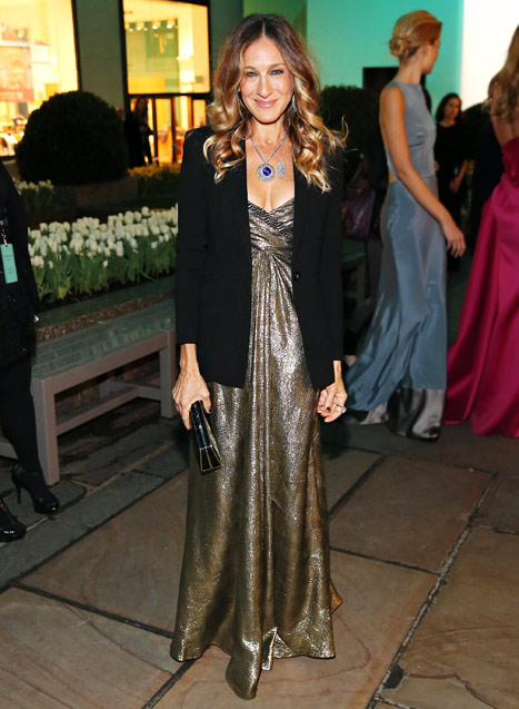 """Sarah Jessica Parker: My Son Writes Me """"Lovely, Sweet, Touching Notes"""" for Mother's Day"""
