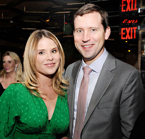 """Jenna Bush Hager: My Water Broke at My Baby Shower """"In Front of All My Friends"""""""