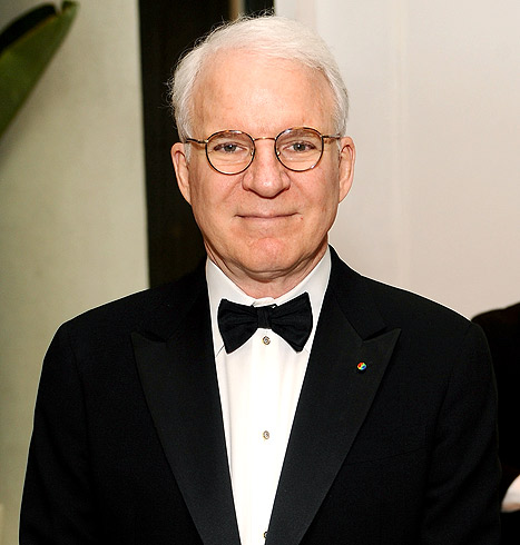 Steve Martin Opens Up About Baby Daughter