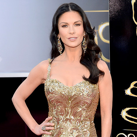 Catherine Zeta-Jones Checks Into Treatment for Bipolar II Disorder