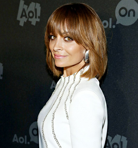 "Nicole Richie Jokes About Harlow, 5: ""She's About to Enter College!"""
