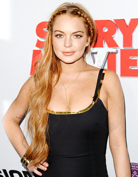 Lindsay Lohan Checks Into Non-Approved California Rehab Facility