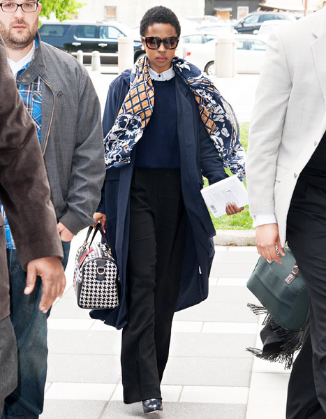Lauryn Hill Sentenced to Three Months in Prison After Paying Off $970,000 in Overdue Taxes Just Ahead of Court Appearance