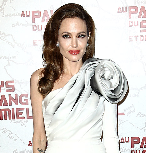 Angelina Jolie's Preventative Double Mastectomy: Stars Show Support
