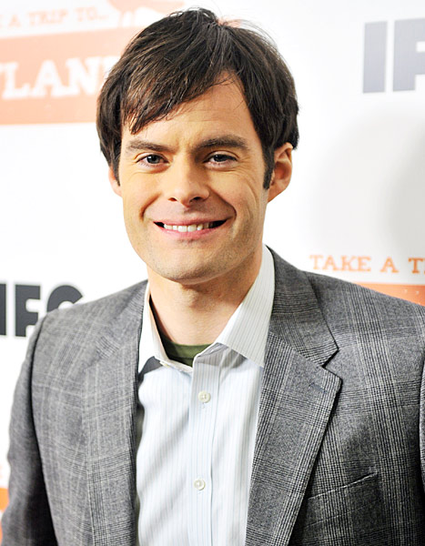 Bill Hader Leaving Saturday Night Live After Eight Seasons