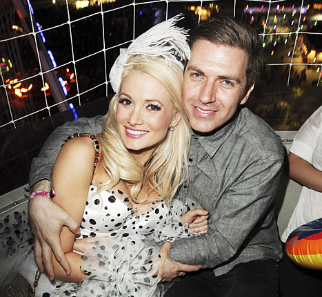 Holly Madison's Fiance May Be Facing 13 Years in Prison