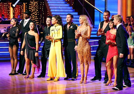 Dancing With the Stars Final Four Couples Revealed on 300th Episode
