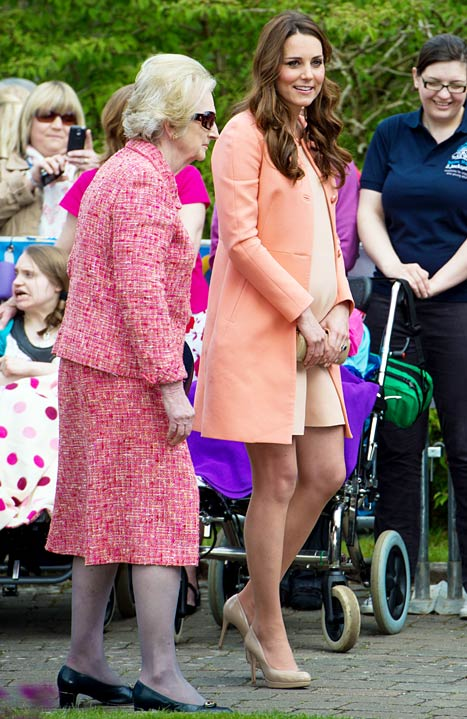 Kate Middleton's Pregnancy Style: All About Her Favorite Designers