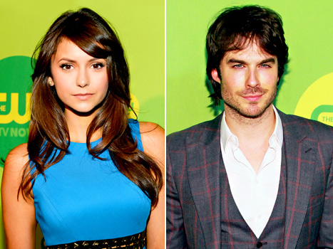 Nina Dobrev and Ian Somerhalder Reunite After Breakup