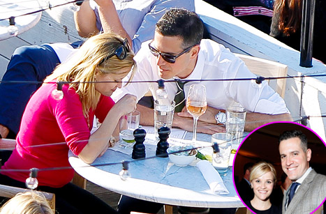 Reese Witherspoon and Jim Toth Have Drinks One Month After Arrest