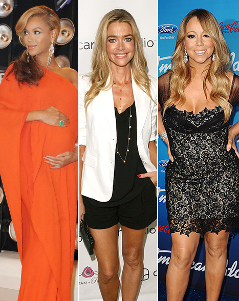 Beyonce Reportedly Pregnant With Second Child, Mariah Carey Snubs Jennifer Lopez: Top 5 Stories
