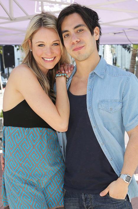 Katrina Bowden Marries Ben Jorgensen: Exclusive Wedding Details!