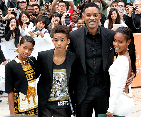 "Will Smith: My Children Aren't My Slaves, ""Property"""