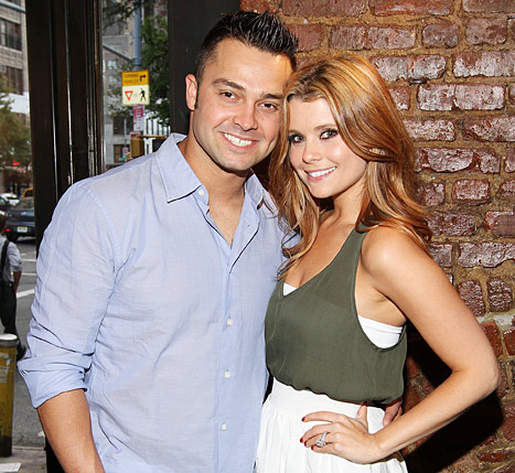 "JoAnna Garcia and Nick Swisher: ""We're So Excited to Be Parents"""