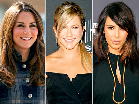 Kate Middleton Is Radiant in Yellow; Jennifer Aniston Reunites With Friends Costars on Ellen; Kim Kardashian Marvels at Her Pregnancy Curves: Today's Top Stories
