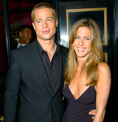 "Brad Pitt, Jennifer Aniston Are ""Very Good Friends,"" Says Pal"