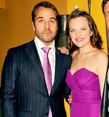"Elisabeth Moss Slams Jeremy Piven as ""Highly Unprofessional"""