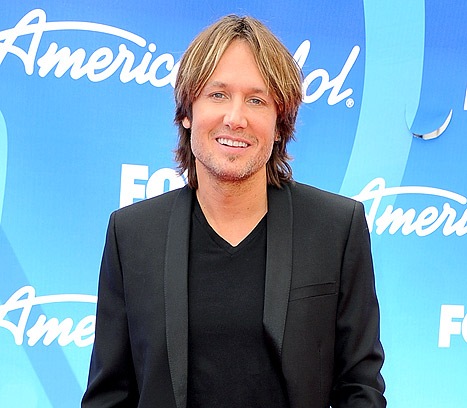 "Keith Urban on American Idol Return: ""I Don't Know Anything"""