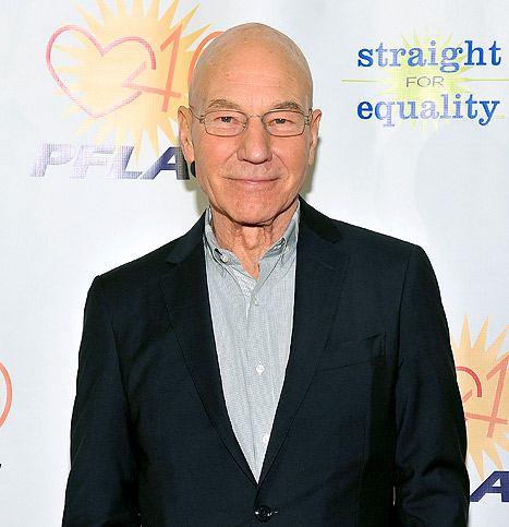 Patrick Stewart Shares Sweet Moment With Domestic Violence Survivor at Comicpalooza
