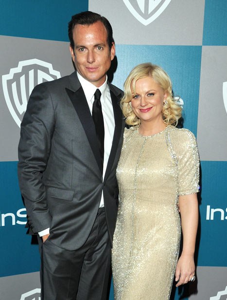"Will Arnett on Getting Over Amy Poehler Split: ""I've Found My Happiness"""